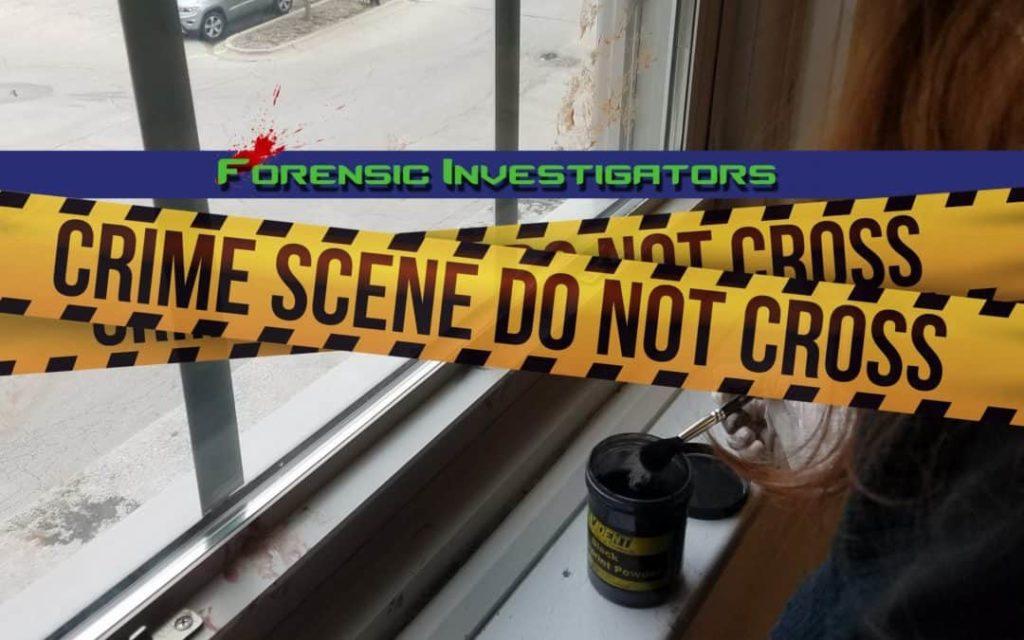 forensic investigators in Canada